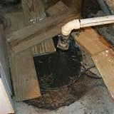 Pictures of Sump Pumps Maintenance