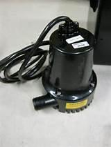 Photos of 12 Volt Sump Pump